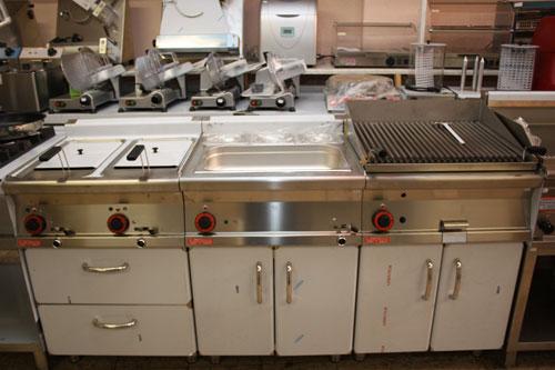 gastro orient - großküchentechnik & gastronomiebedarf in ... - Gastronomie Mobile Küche